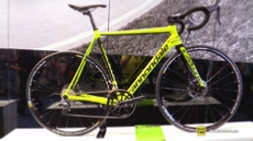 2016 Cannondale CAAD 12 Disc Dura Ace Road Bike at 2015 EUROBIKE Friedrichshafen