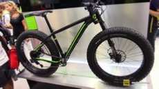 2016 Cannondale Fat CAAD Bike at 2015 EUROBIKE Friedrichshafen