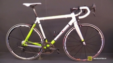 2016 De Rosa Scandium Road Bike at 2015 EUROBIKE Friedrichshafen