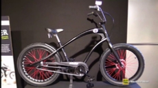 2016 Electra Straight Cruiser Bike at 2015 EUROBIKE Friedrichshafen
