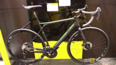 2016 GT Bicycles Grade Carbon Enduroad Bike at 2015 EUROBIKE Friedrichshafen