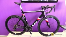 2016 Liv Envie Advanced Pro1 Road Bike at 2015 EUROBIKE Friedrichshafen