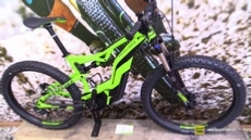 2017 Cannondale Moterra 3 Mountain Bike at 2016 EUROBIKE Friedrichshafen