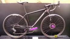 2017 Cannondale Slate Force CX1 Lefty Road Bike at 2016 EUROBIKE Friedrichshafen