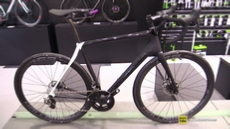 2017 Cannondale Synapse Black Inc Road Bike at 2016 EUROBIKE Friedrichshafen