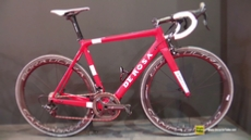 2017 De Rosa King XS Road Bike at 2016 EUROBIKE Friedrichshafen