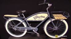 2017 Electra Bicycles Delivery 3i Bike in Chicago Grey at 2016 EUROBIKE Friedrichshafen