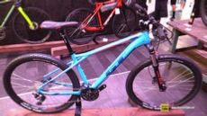 2017 GT Bicycles Avalanche Elite Mountain Bike at 2016 EUROBIKE Friedrichshafen
