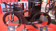 2018 Cervelo P5X Time Trial Bike at 2017 EUROBIKE Friedrichshafen