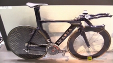 2018 De Rosa TT-03 Time Trial Bike at 2017 EUROBIKE Friedrichshafen