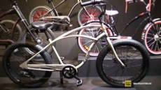2018 Electra Bicycles Cruiser Lux Fat Tire 7D Bike at 2017 EUROBIKE Friedrichshafen