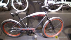 2018 Electra Bicycles Relic 3i Bike at 2017 EUROBIKE Friedrichshafen